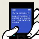 SMS entre Rajoy y Bárcenas