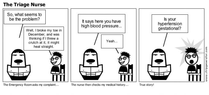 The Triage Nurse