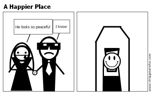 A Happier Place