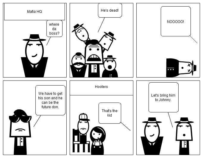 The Don's son:Intro