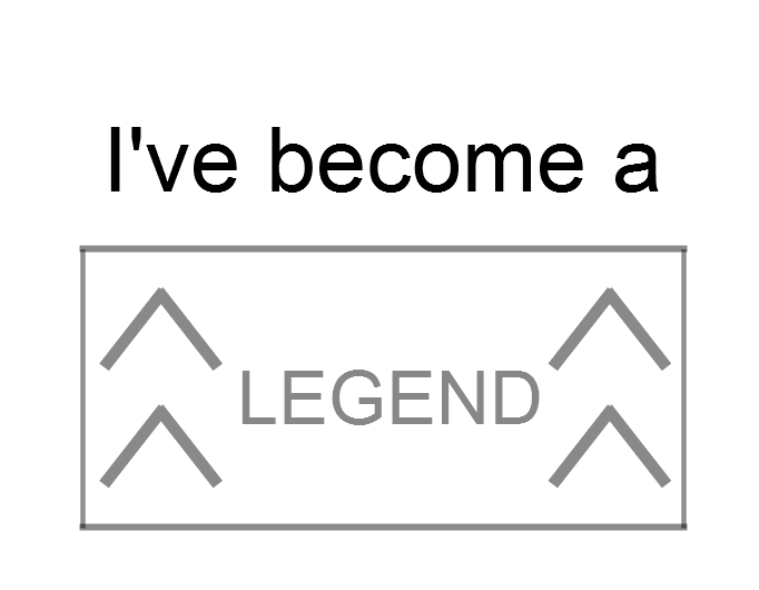 Level up: Legend