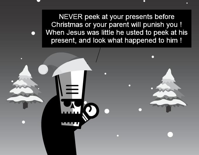 A MERRY ZOLTAR CHRISTMAS !