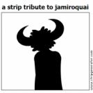 a strip tribute to jamiroquai