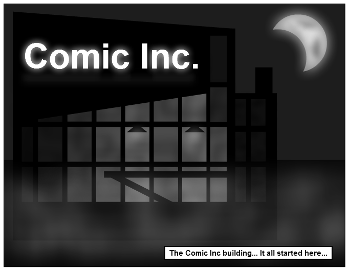 Project Community: Comic Inc