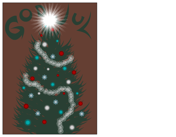 Christmas tree - contest