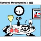 Goooood Mooooorning : ))))