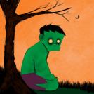 Cry baby Hulk