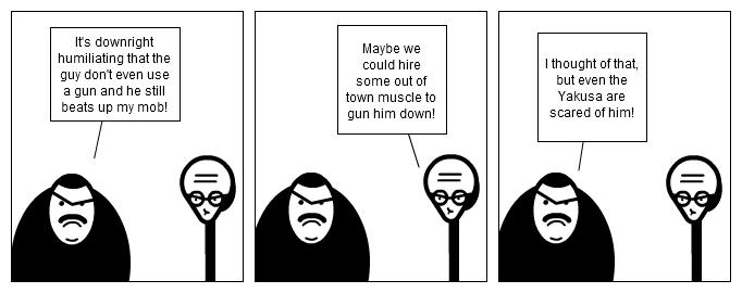 Gotham Chatter V