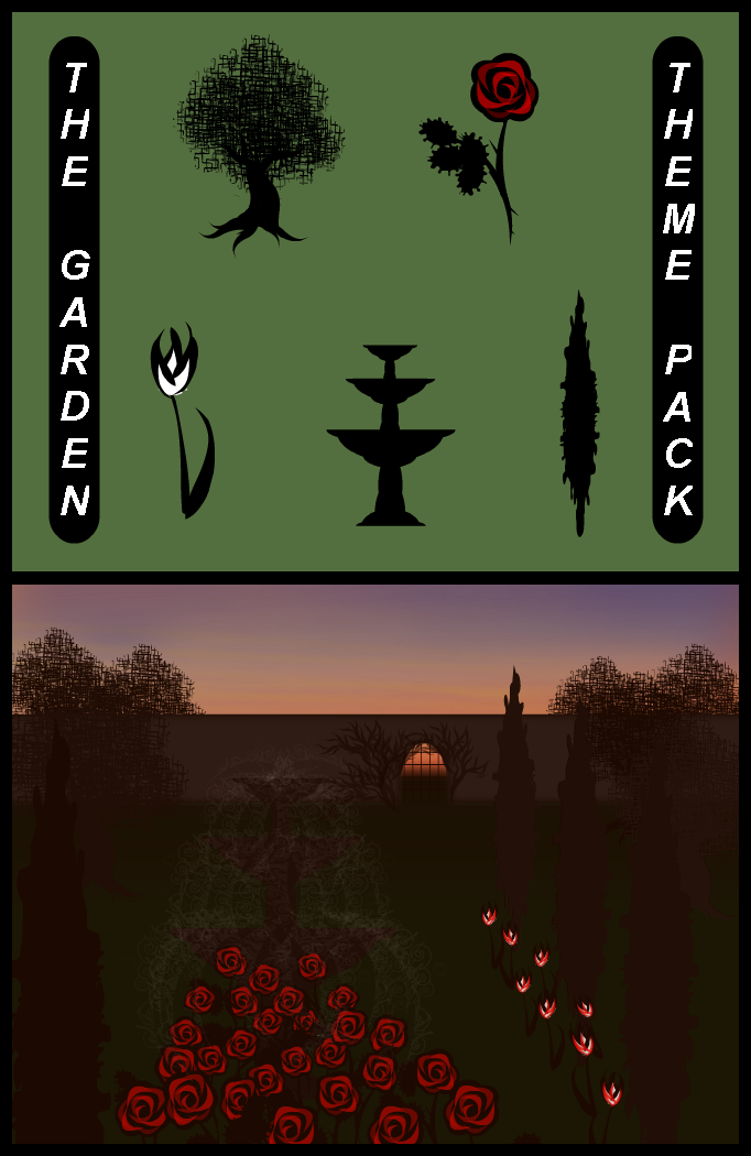 The Garden Theme Pack