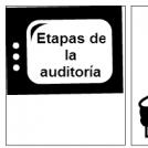 etapas de la auditoria