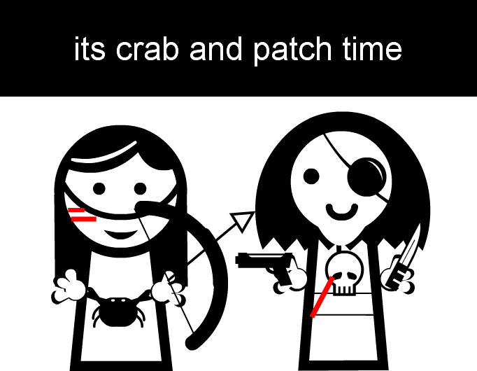 Crab and Patch