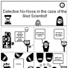 Detective No-Nose