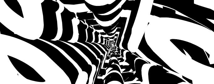 Zek/swirl tunnel effect (test)