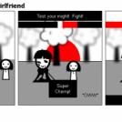 Tabbycat Vs Zombie Girlfriend
