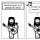 Jesus y su carrera musical