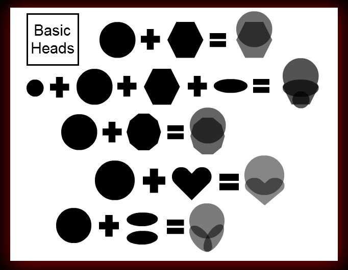 SG Head Tutorial part 1 - Basic Heads Sampler
