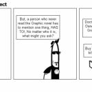 Doctor Manhattan Effect