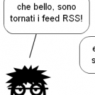 c' di nuovo il feed!