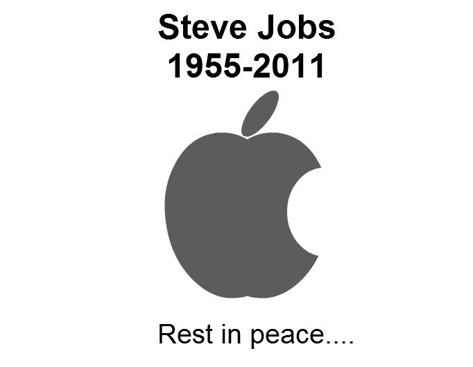 Rest In Peace Steve Jobs >> Stripgenerator Com R I P Steve Jobs