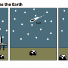 Asteroid Tu24 grazes the Earth