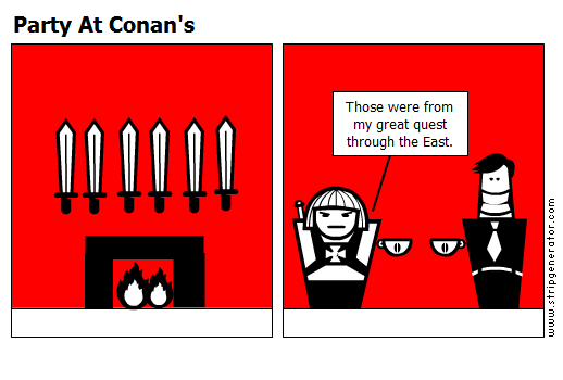 Party At Conan's
