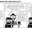 Angry white golfers' sports talk radio show pt 3