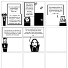 COmic strip project