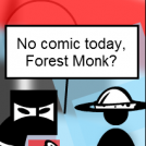 Ninja Plumber and Forest Monk