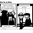 Bill the Klingon - Plan in action