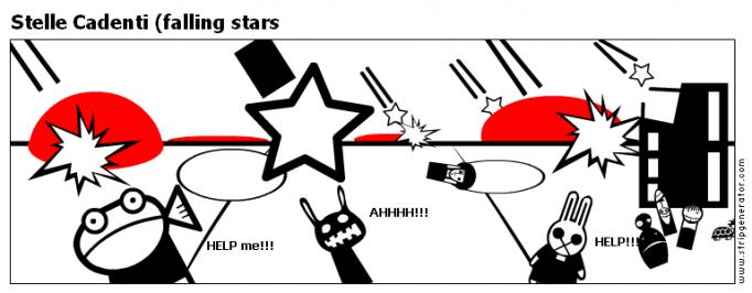 Stelle Cadenti (falling stars