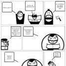 O cientista maluco