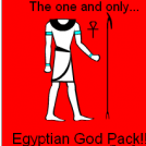 The Egyptian God Pack (part one)