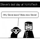 Stevie's Last Day