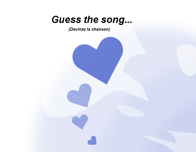 Guess the song (2)