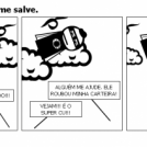Super Cu #7 - Não me salve.