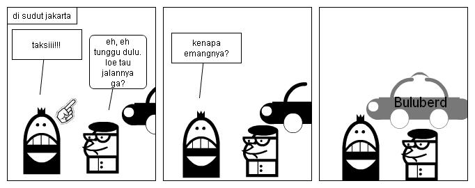 taksi nyasar