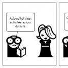 Activités autour du livre