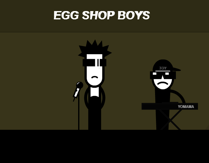 The Egg Shop Boys
