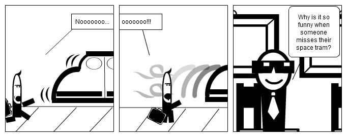 Space Tram