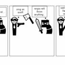ninja vs. hitman pt.6