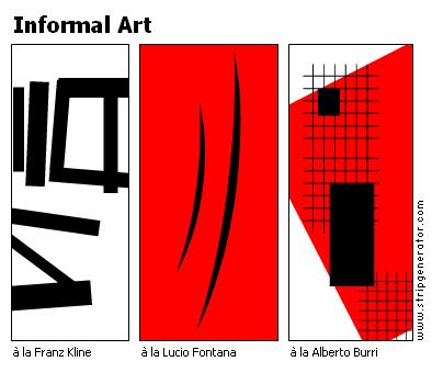 Informal Art