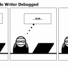 Dilemma of The Code Writer Debugged