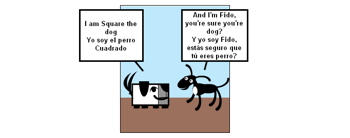 Fido and Square