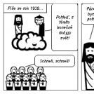 Jesus & Friends - World Conflict