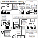 Adams and American Shipping