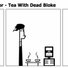 The Anti-Procrastinator - Tea With Dead Bloke