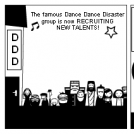 DanceDanceDisaster: Recruiting