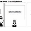 mdude64 talks about his secret to making comics
