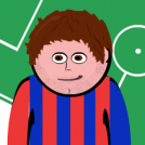 real messi