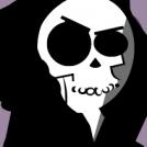Grim Reaper Bongo